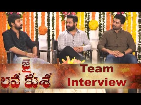 Jai Lava Kusa Movie Team Interview