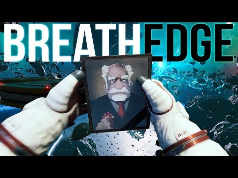 Breathedge – A Funny Space Survival Game – Goodbye Grandpa :( – Breathedge Gameplay Part 1