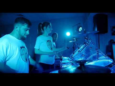 """Барабанное шоу """"Kiev drum show"""", відео 1"""