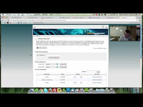 Create A MySQL Database with cPanel - EASY tutorial