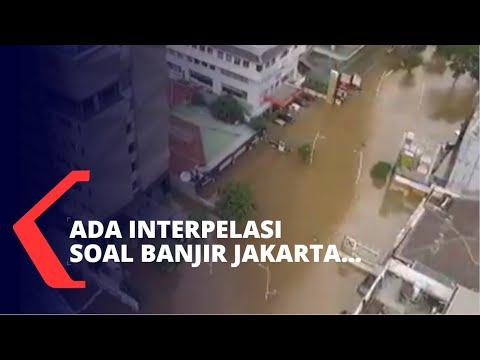 Wagub DKI: Mari Sama-Sama Tangani Banjir