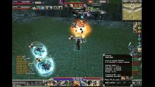 Rm vs Crazy88s in Archlord game