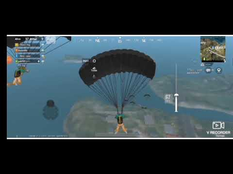 Pubg rush game with Chicken dinner