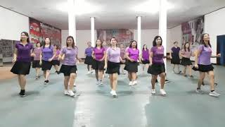 Download Video Kau Bukan Tercipta Untukku/Line Dance~Beginner/GDC Merauke MP3 3GP MP4