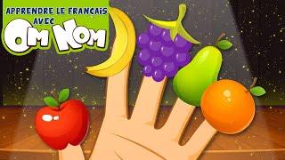 Famille Des Doigts Des Fruits Et D