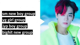 These Groups Are Going To Debut In 2021
