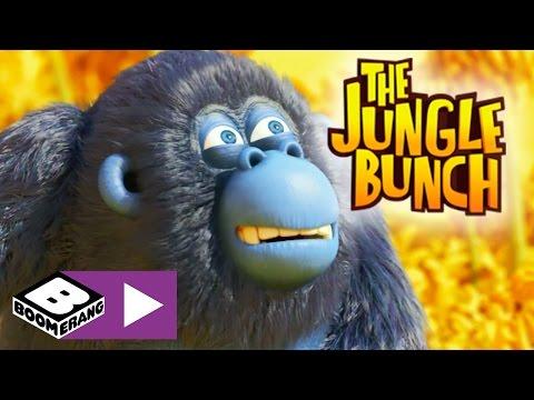 The Jungle Bunch | Banana World | Boomerang UK