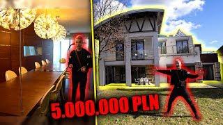 PRZEPROWADZAM SIĘ DO DOMU ZA 5.000.000 PLN!!!