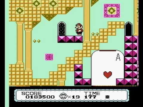 Toad's Trauma Show - Super Mario Bros  3 NES ROM Hack