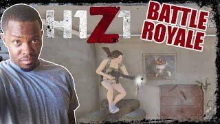 H1Z1 Battle Royale Gameplay - STRIP NAKED! | H1Z1 BR Gameplay