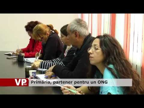 Primăria, partener pentru un ONG