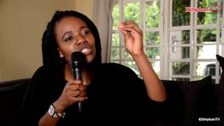 Nicolette Mashile's advice for people living with debt