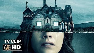 """THE HAUNTING OF HILL HOUSE Official Clip """"Uninvited Visitor"""" (HD) Netflix Horror Series"""