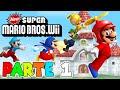 el Inicio De Una Aventura pica Parte 1 New Super Mario