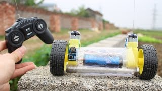 RC Self Balancing Scooter | How to make