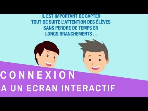 Installer Ecran Interactif au mur