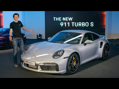 NEW Porsche 911 Turbo S (992): In-Depth First Look | Carfection 4K