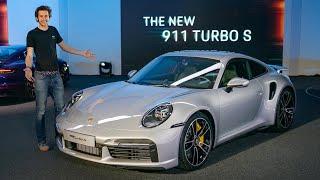Porsche 911 Turbo (992) 2020 - dabar