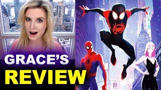 Spider-Man Into the Spider-Verse Movie Review