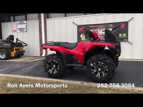 2020 Honda FourTrax Foreman 4x4 in Greenville, North Carolina - Video 1