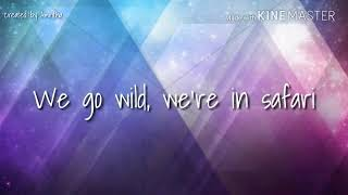 Serena- Safari lyrics (came on boy move that body ...)