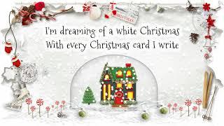 George Strait - White Christmas (Lyric Video), 1986