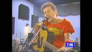 Rare Johnny Rivers footage from memphis sun recordings from 1991!!!!