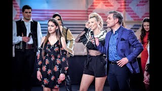 A Treia Probă Din Finala Moldovei! Concurentele Au Dansat Alături De Andreea Bălan