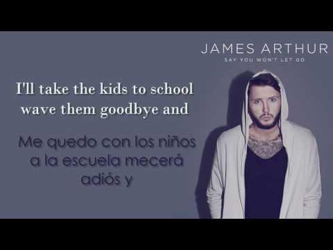 James Arthur-Say You Won't let Go