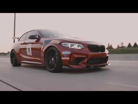 BMW F87 M2 Competition w/ iPE Exhaust X Opti.Distribution