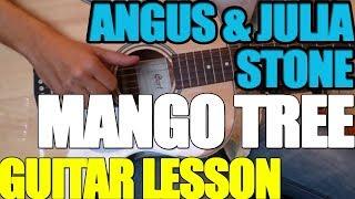 Mango Tree Angus & Julia Stone : Guitar Lesson #40