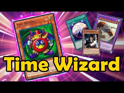 Time Wizard Archetype - Custom Card Reviews