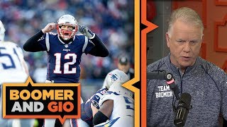 Patriots CAME to play | Boomer & Gio