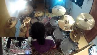 """Daniel Triana - Angra / """"Winds of Destination"""" (Drum cover)"""