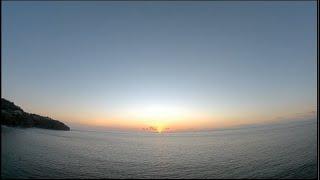 Beach Twilight FPV | Pelican Attack (fail)