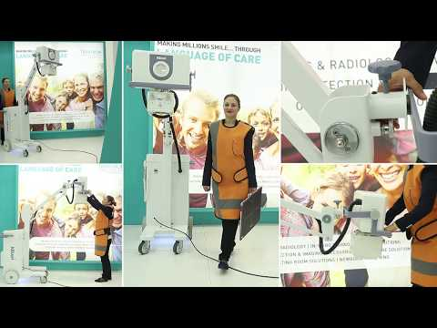 Kiran Ultisys 3.5 Mobile X-Ray