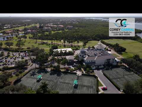 Windstar Golf & Country Club Naples FL Clubhouse Real Estate Homes & Condos