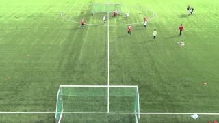 Spill med åpne mål (9 - 12 år)