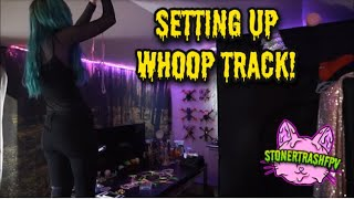 Setting up Whoop Track! + Vlog - FPV