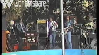 WASTED SUNSET - DEEP PURPLE - LIVE 1985 by JAWS