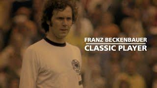 #TBT: Franz BECKENBAUER - FIFA Classic Player