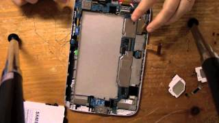 "Install LCD/Digitzer Samsung Galaxy Note 8"""