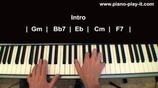 Bohemian Rhapsody Piano Tutorial Queen Freddie Mercury