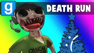 Gmod Death Run Funny Moments - Evil Christmas Map!! (Garry's Mod)
