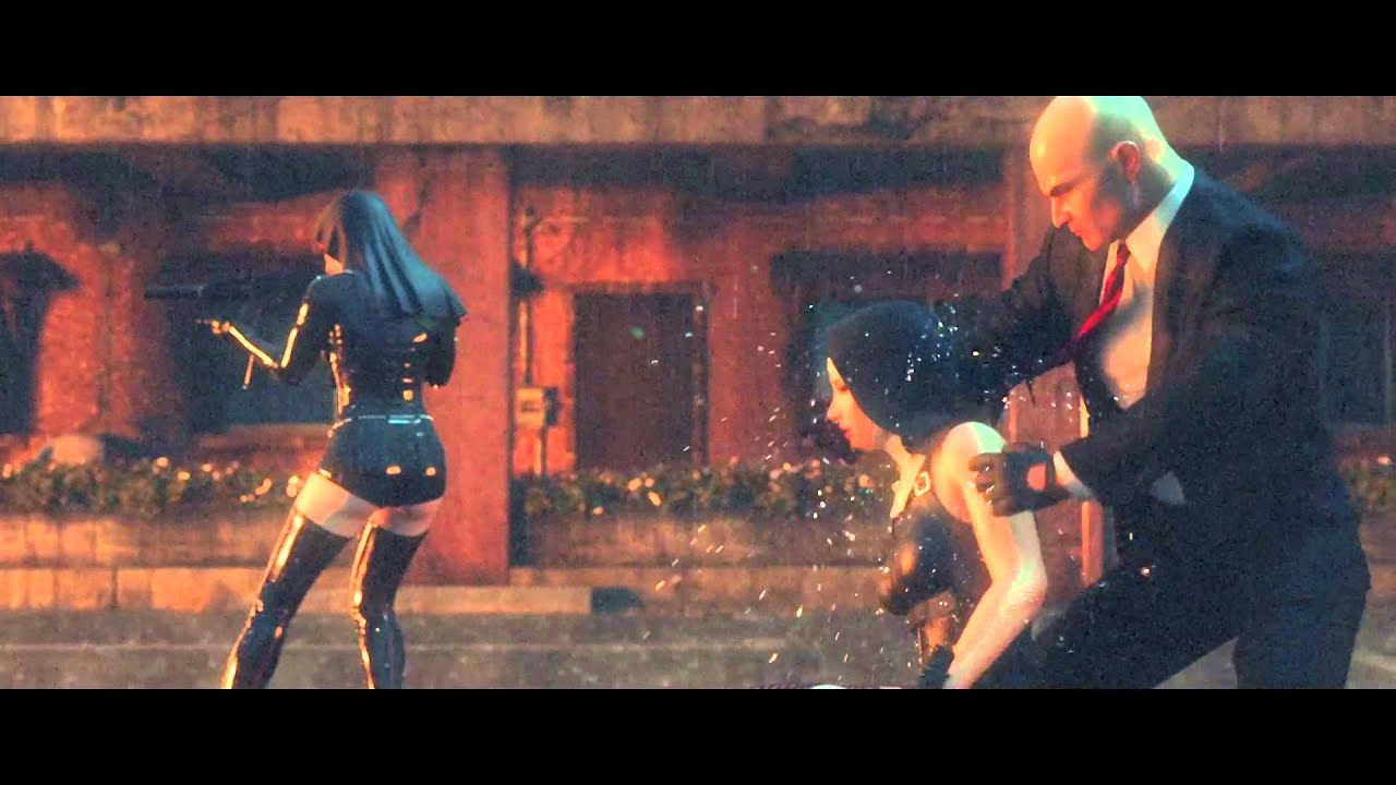 Hitman Absolution And The Army Of Girls That Will Change Gaming