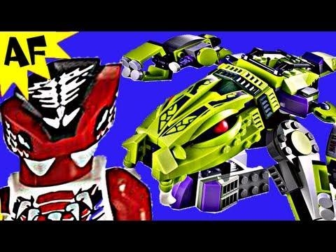 Vidéo LEGO Ninjago 9455 : Le robot Fangpyre