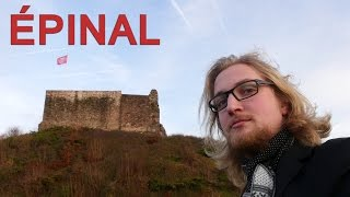 preview picture of video '[Nils Travels #8] Épinal'