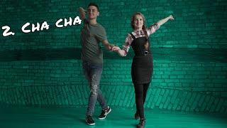 Taniec bez tajemnic |Cha cha #2