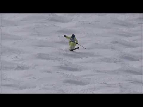 Richard BERGER: The 55th All Japan Ski Technique Championship - FR