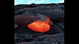 Huge Lava Bubble Pops.. (☉_☉)